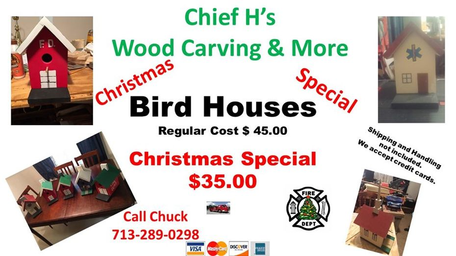 BIRD HOUSE AD SALE PRICES 1