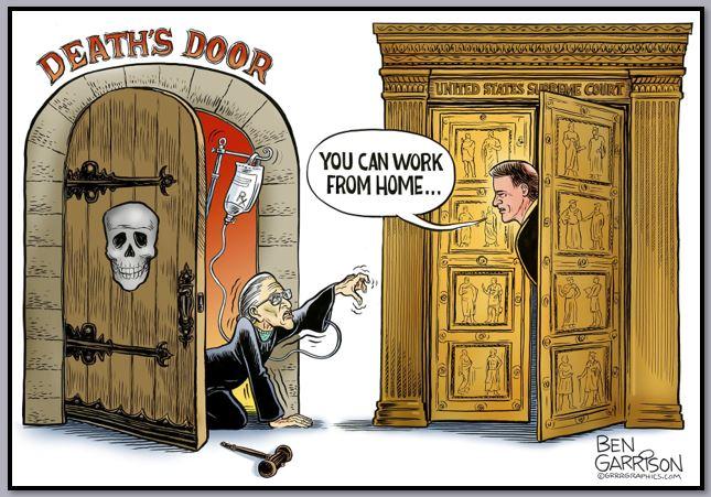 ginsburg-death-door