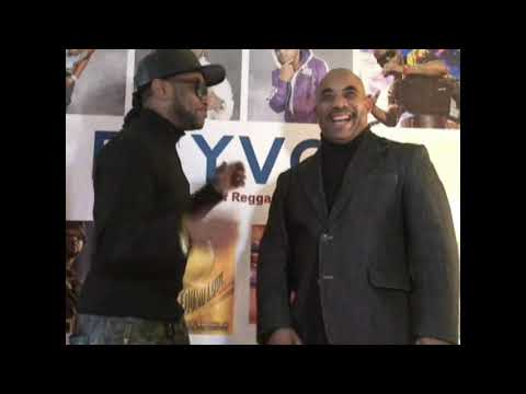 Check Out Shaggy Protege RAYVON The Ambasador of Hip Hop Reggae