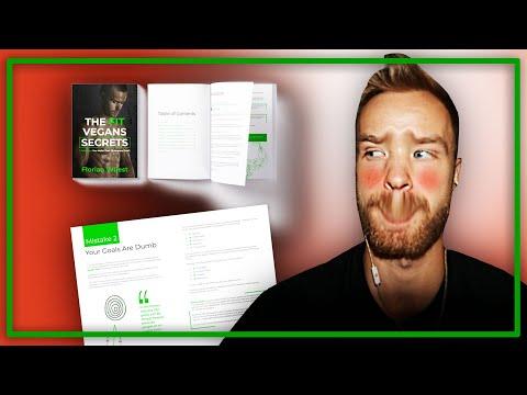 Free Vegan E-Book: The Fit Vegans Secrets