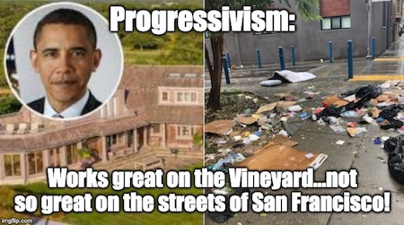 """Obama's New $12 Million Estate vs """"The Masses"""""""