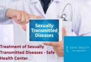 Treatment of Sexually Transmitted Diseases - Safe Health Center