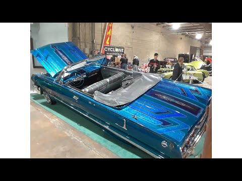 Daniel's 1963 Chevy Impala Lowrider, Fallen A Detailed Look At the Car and the Style