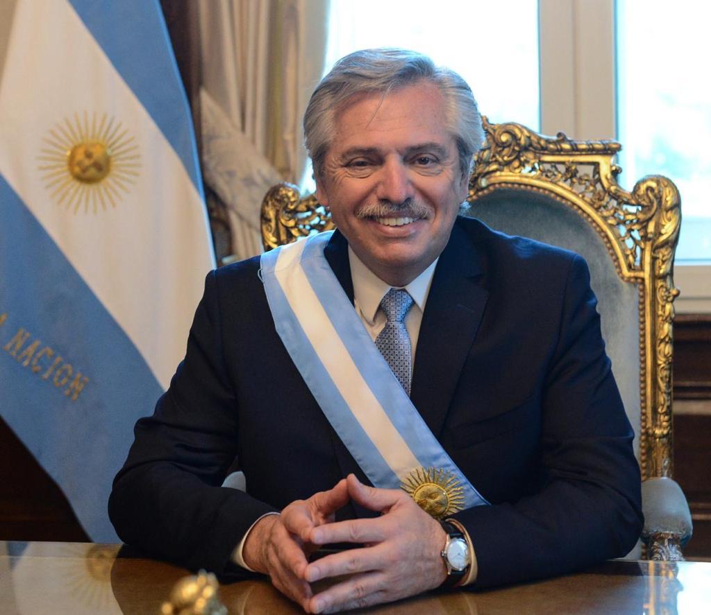 Alberto Fernández presidente / El Traspaso en fotos / ARGENTINA