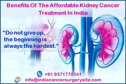 Benefits Of The Affordable Kidney Cancer Treatment In India