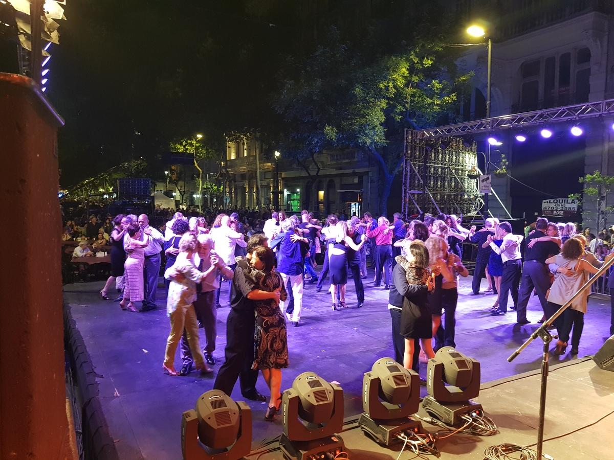 ARGENTINA - TANGO: GRAN MILONGA NACIONAL 2019