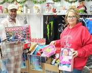Toy Drive for The streets don't love you back