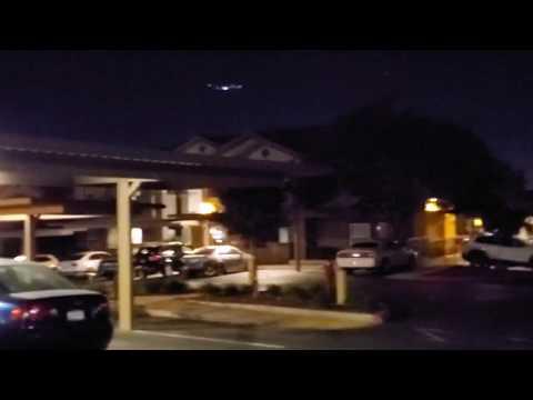 INCREDIBLE FOOTAGE OF A HUGE UFO/UAP HOVERING OVER MENIFEE CALIFORNIA 10-19-2019
