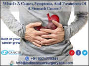 Stomach Cancer Causes symptoms and treatments