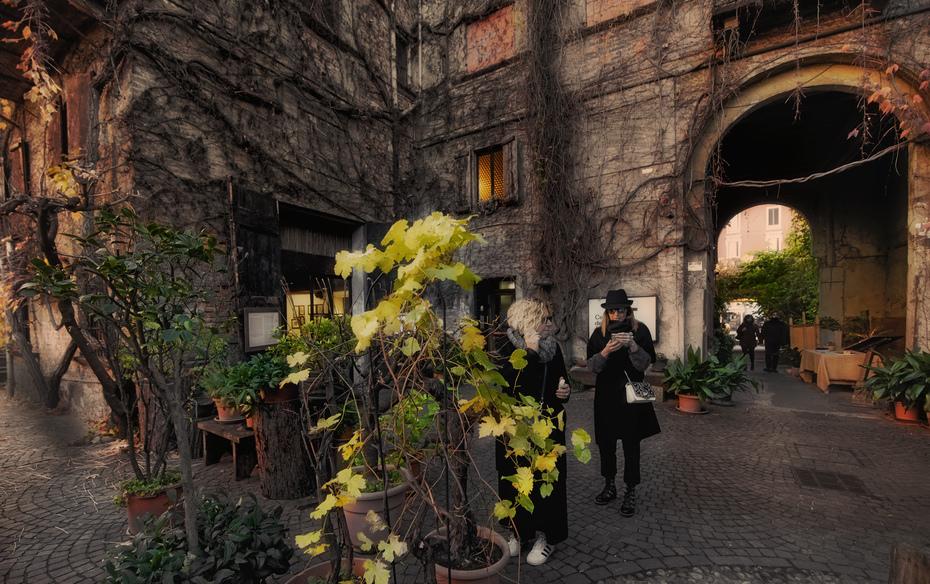 cortili a Milano
