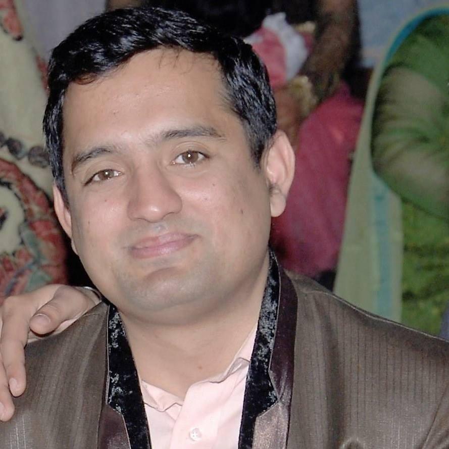 Waqar Durrani (M.HRM - 1st)