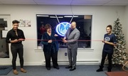 Ary Ribbon Cutting Allstate