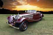 1936 Mercedes-Benz 500 K Special Roadster