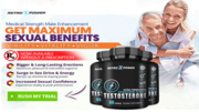Retro X Power Testosterone : Increase Your Penis Size