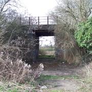 D16435 SMJ Bridge @ Towcester 23.3.19