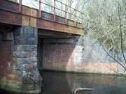 D16474 SMJ Bridge over River Tove @ Towcester 23.3.19