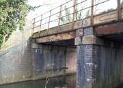 D16481 SMJ Bridge over River Tove @ Towcester 23.3.19