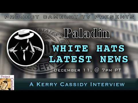 PALADIN :  THE WHITE HATS REPORT LATEST NEWS