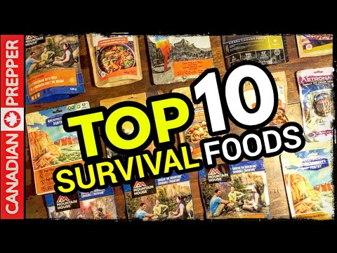 Top 10 Freeze Dried Foods (Long Term Food Storage)