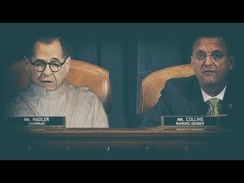 Scenes From The Impeachment Debate Nuthouse