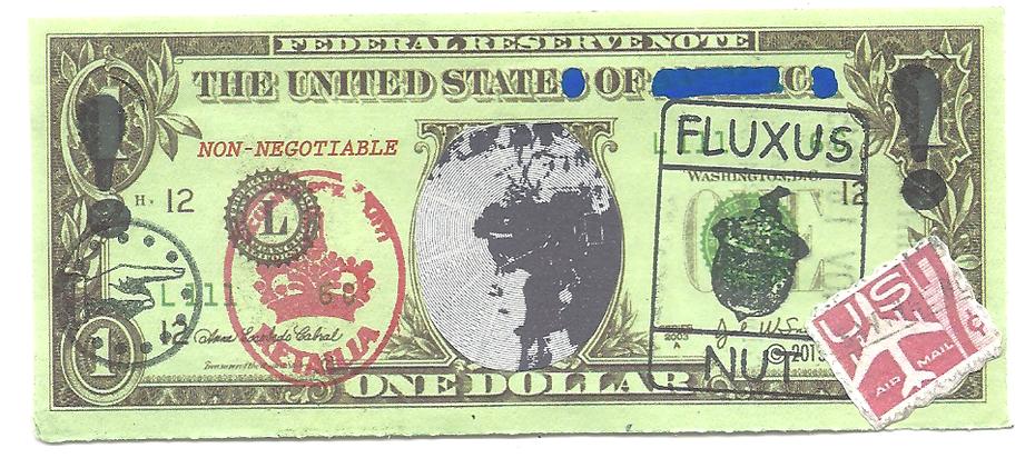 2016 to 9.2019 FluXuS Currency C. Mehrl Bennett