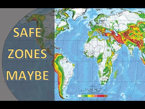 Possible Safe Zones During the Grand Solar Minimum Risk Assessment (Celeste Solum 1/5)