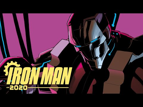 IRON MAN 2020 Trailer | Marvel Comics