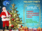 PCT's Holiday Party