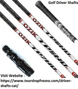 Pick the first rate golf driver shafts
