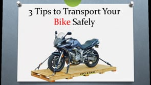 3 Tips to Transport Your Bike Safely