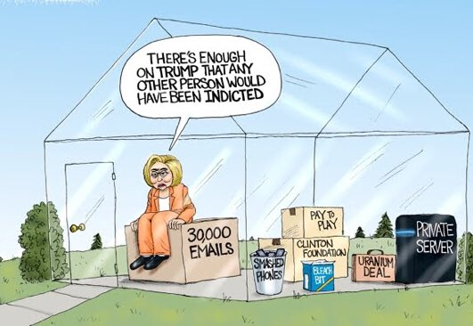HRC's Glass House