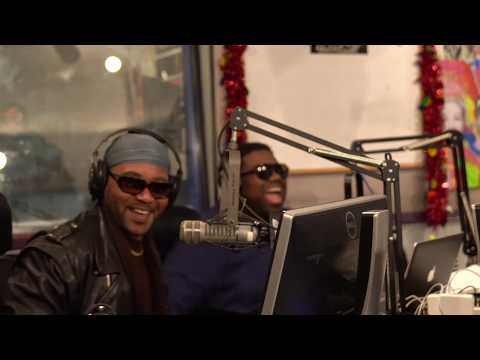 RAYVON & SUGARBEAR IN THE REGGAE RIDE TO WORK WITH FREESTYLES & MORE