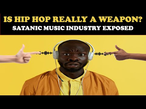 IS HIP HOP REALLY A WEAPON?
