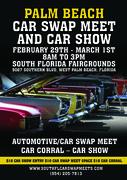 Palm Beach Car Swap Meey and Car Show