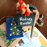 Find Rodney and Free Holiday Fun at the La Mesa Farmers Market!