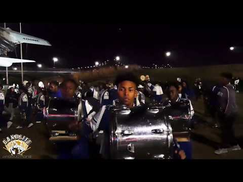 Mckinley drumline calls out Belaire @Christmas Parade 2019