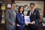 ICMEI Join Hands With UROOJ E KASHMIR