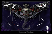 Temple of the White Raven by Aerin Kayne