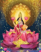 LAKSHMI, THE ARCHETYPE OF WEALTH, WELL-BEING AND WHOLENESS, presented by Mala Setty, PhD