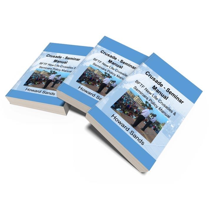 Crusade Seminar Manual