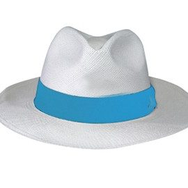 cool blue and white tennis hat distributor