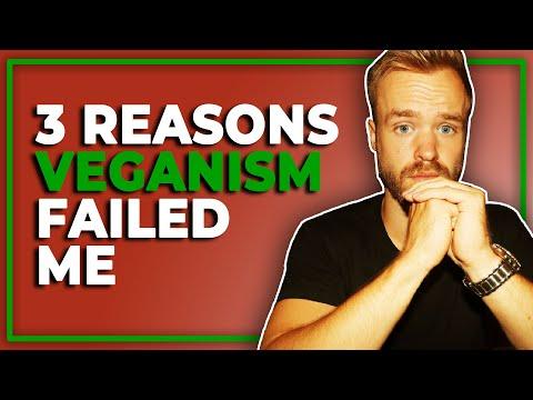 The Vegan Diet FAILED Me! - 3 REAL Downsides Of Veganism