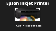 Epson Printer Technical Support +1-855-516-8358 USA