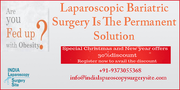 Laparoscopic Bariatric Surgery Can Be Safe For Weight Loss Treatment