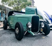 Doug's 32 at Festival of Speed