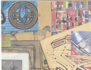 Mail art by Carmela Rizzuto (Sunnyvale, California, USA)