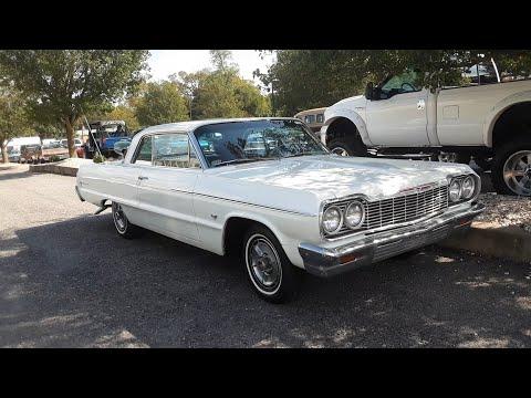 1964 Chevrolet Impala SS At the 2019 Fall Carlisle Auction