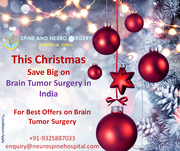 this Christmas save big on Brain Tumor Surgery in India