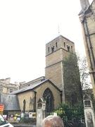 Oldest Church in Cambridge