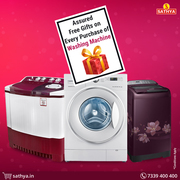 Washing Machine Offers - Sathya Online Shopping